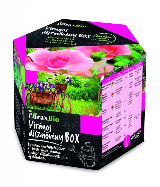Virágos dísznövényBOX