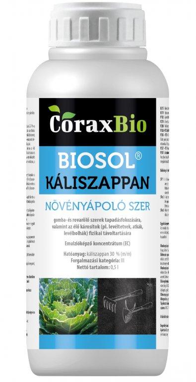 Biosol Káliszappan 0.5l