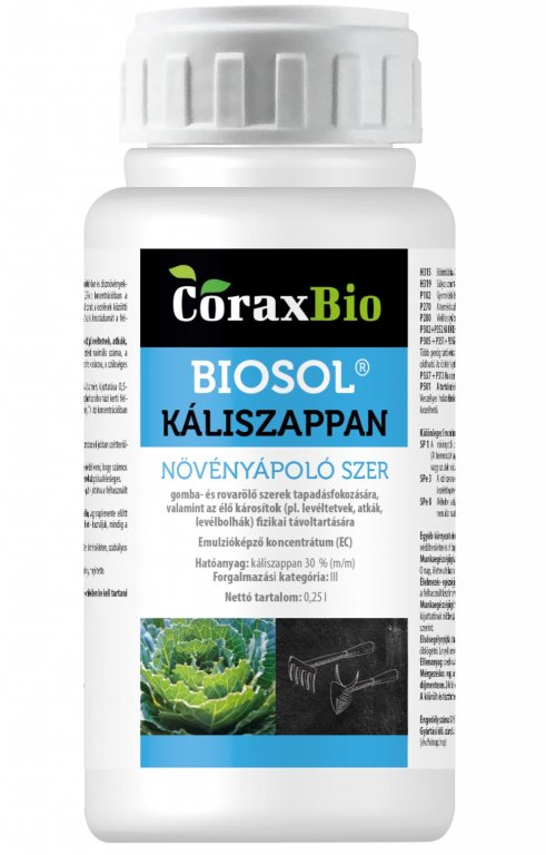 Biosol Káliszappan 0.25l